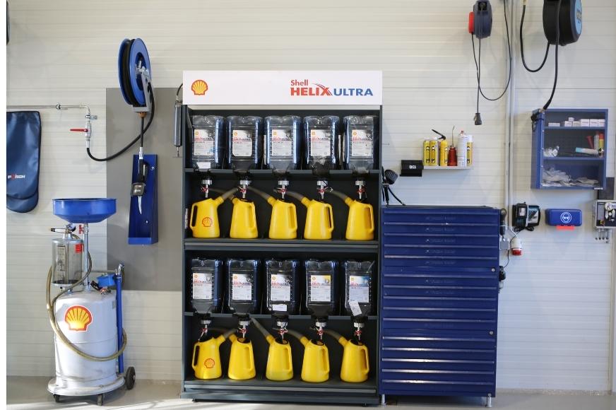 Shell Eco Pack KFZ Winkler